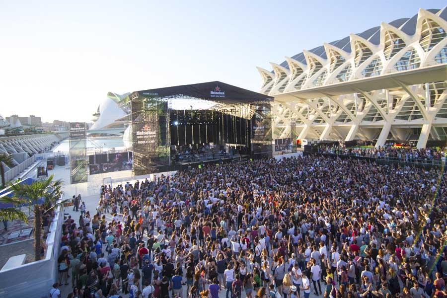 festival de les arts 2019 Valencia