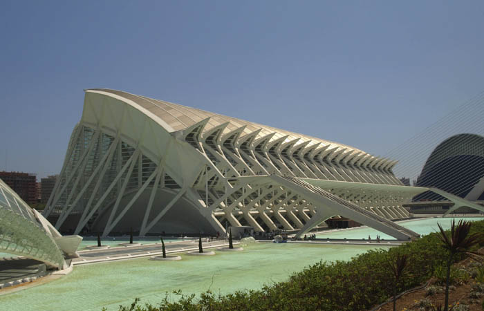 Escapada romántica a Valencia