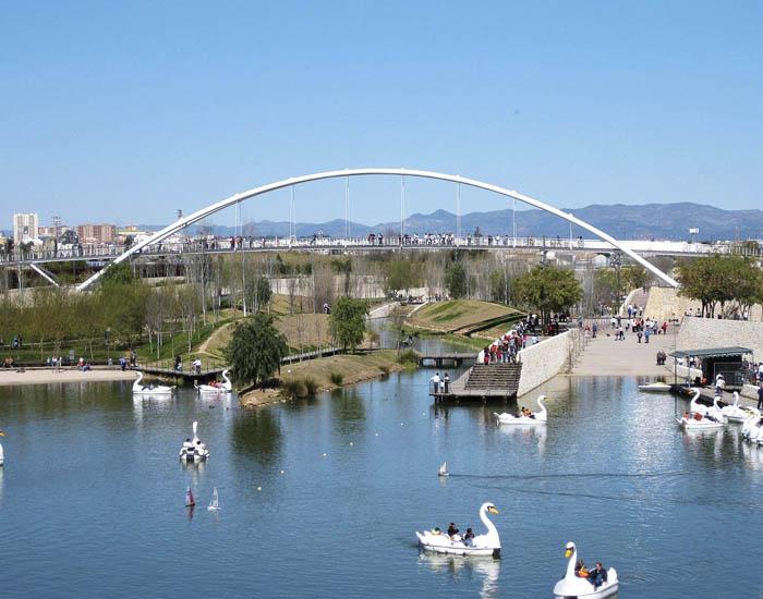 Fin de semana romántico en Valencia