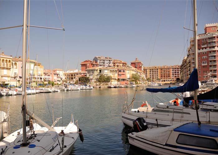 vacaciones playa valencia port saplaya vistas