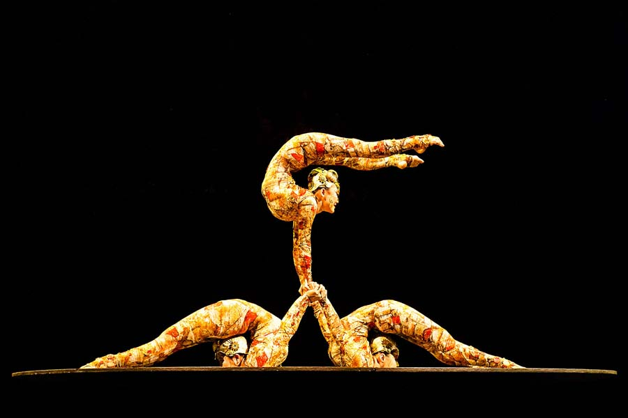 cirque du soleil valencia kooza espectáculo