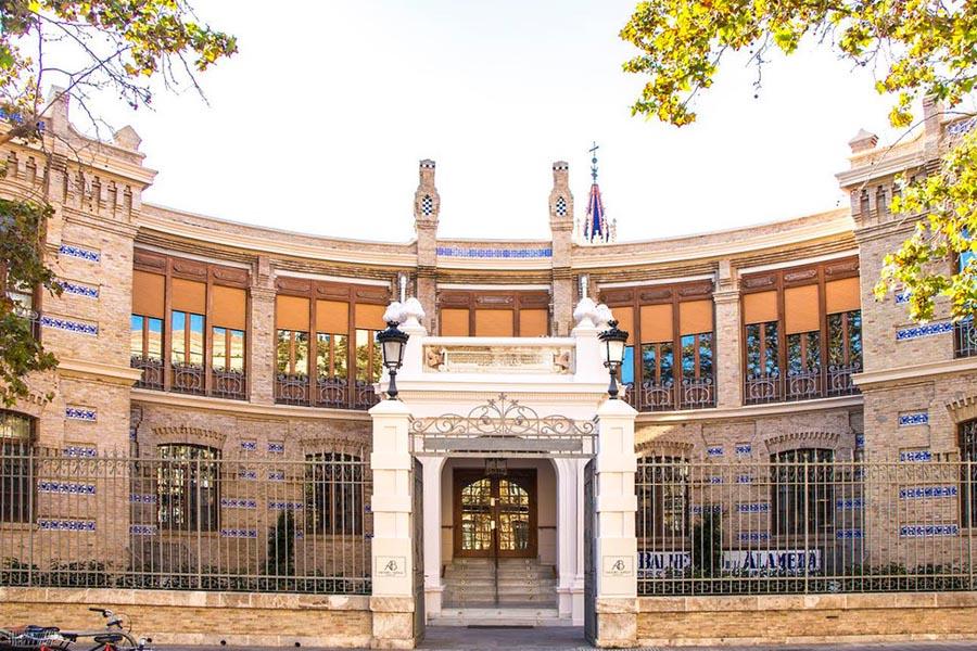 balneario alameda valencia travel habitat