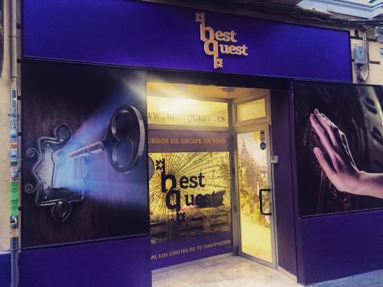best quest escape room valencia