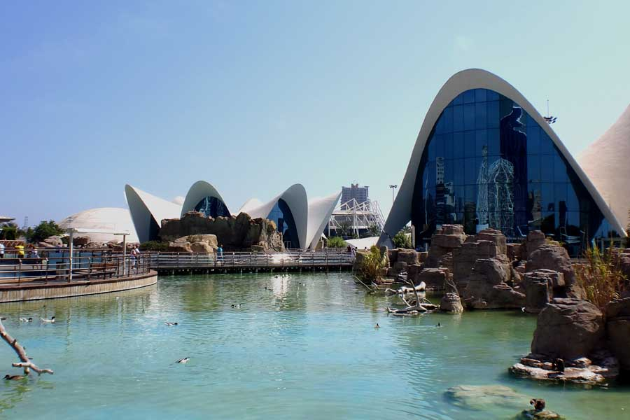 City of Arts and Sciences with children: a great plan in Valencia!