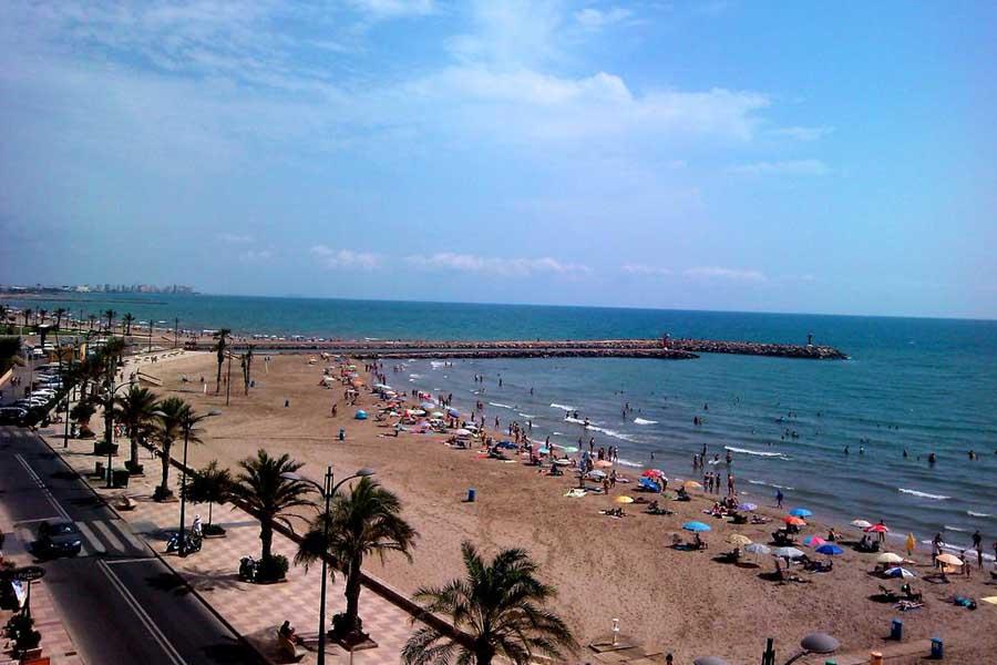 playas de Valencia ciudad: Port Saplaya