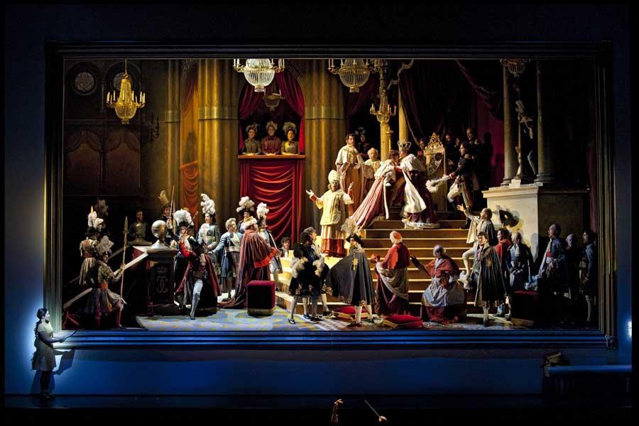 Programación de ópera y otros próximos eventos en el Palau de les Arts Reina Sofía de Valencia.